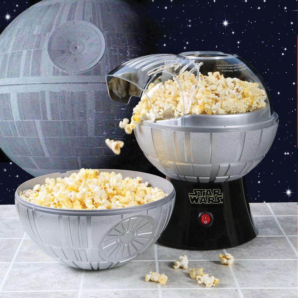 Star Wars: Estrela da Morte, a pipoqueira das galáxias