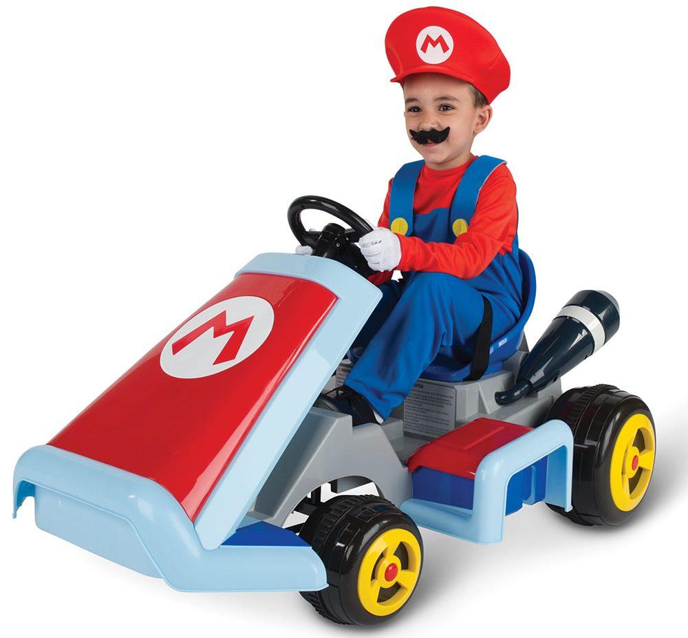 Nintendo: Mario Kart de verdade para a nova geração!
