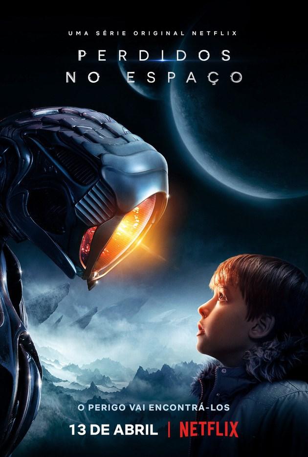 Perdidos no Espaço: Netflix divulga pôster e trailer de remake