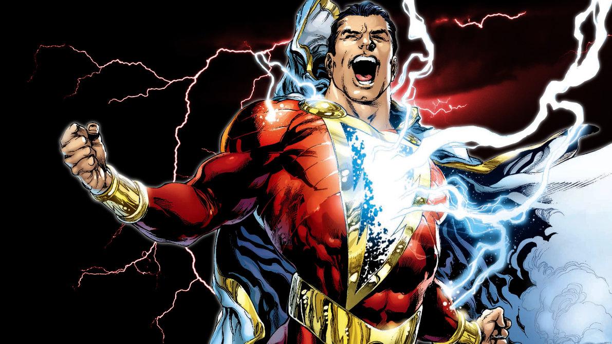 Shazam: Fãs vazam fotos de Zachary Levi no uniforme do herói