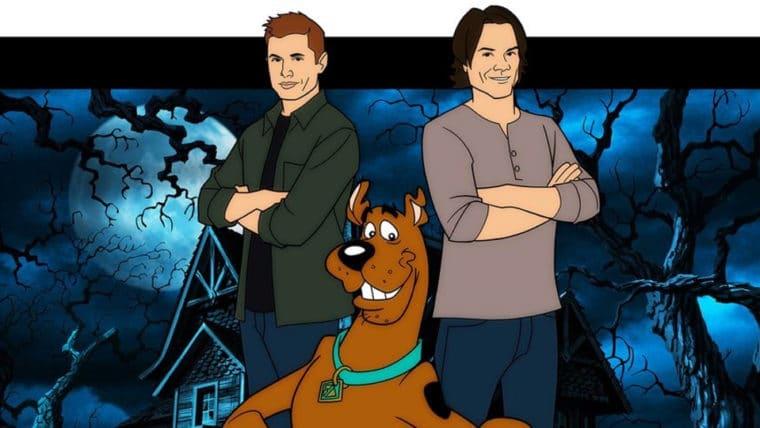 Scoobynatural - Um crossover de Scooby-Doo e Supernatural