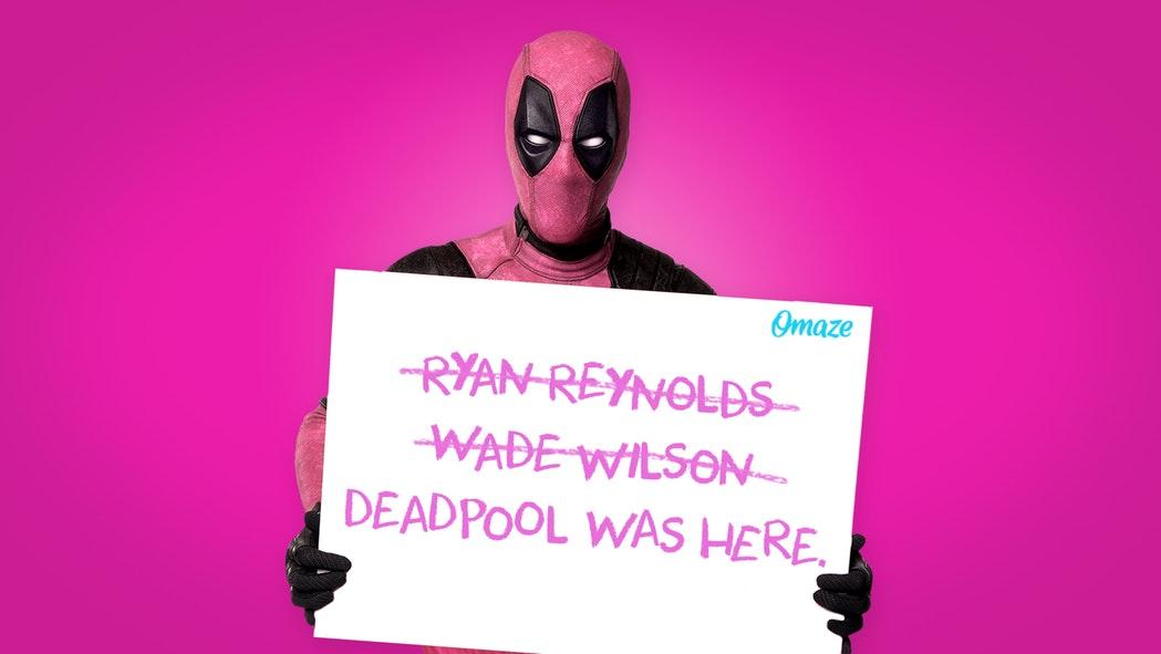 Traje novo de Deadpool é divulgado em cores inesperadas!