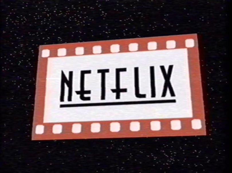 Canal retrô recria a Netflix como se estivéssemos no anos 90