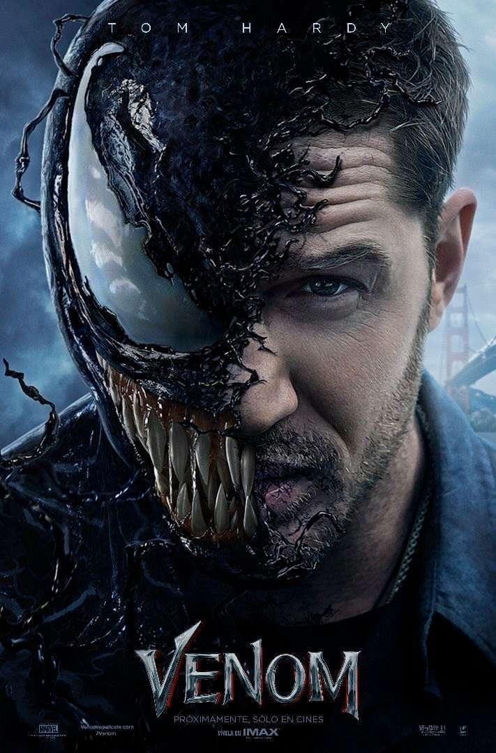 Venom: confira o primeiro trailer e novo pôster do filme