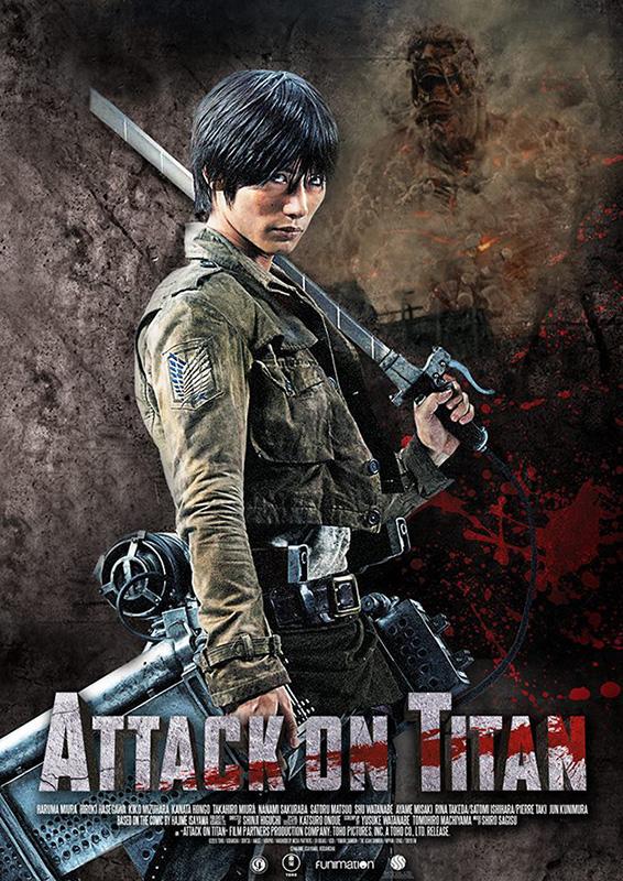 Crítica: Live Action Attack on Titan