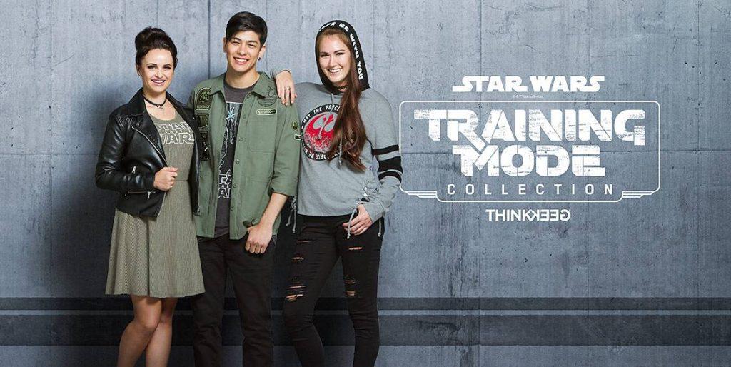Star Wars: Linha de roupas esportivas inspiradas na saga!