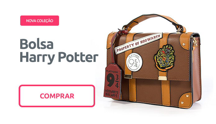 Bolsa Harry Potter