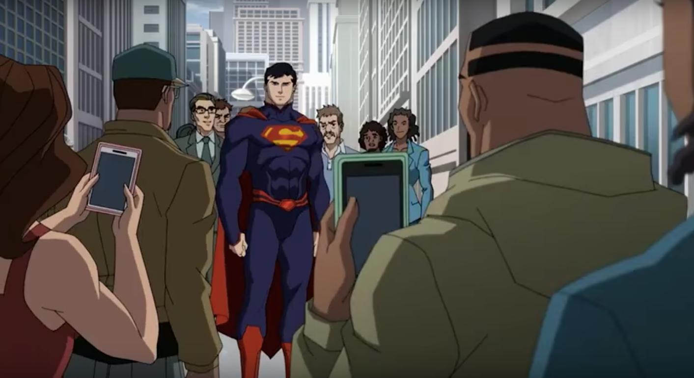 DC Comics: Novas animações são divulgadas na San Diego Comic-Con