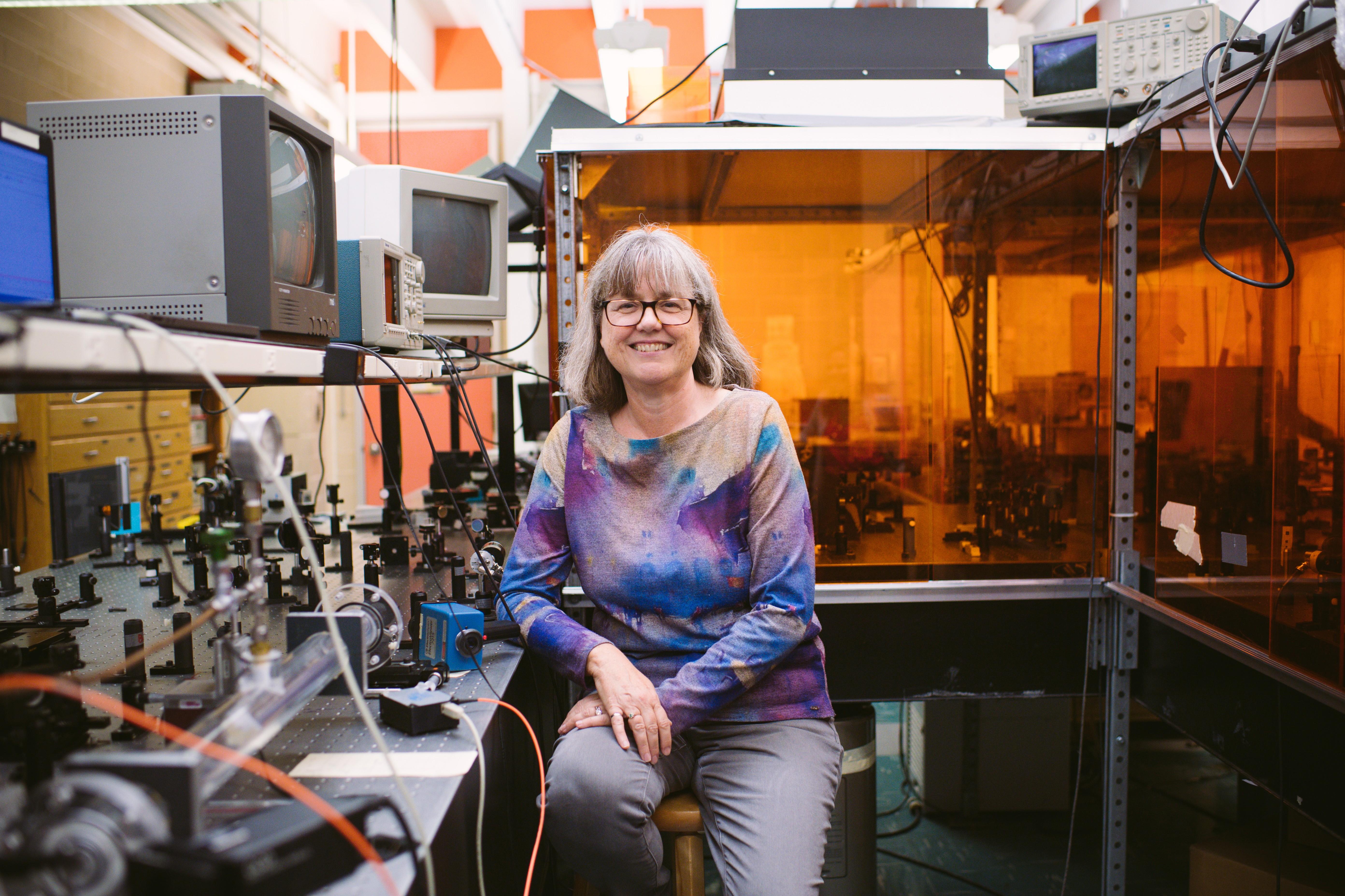 Donna Strickland: após 55 anos, mulher ganha prêmio Nobel da Física