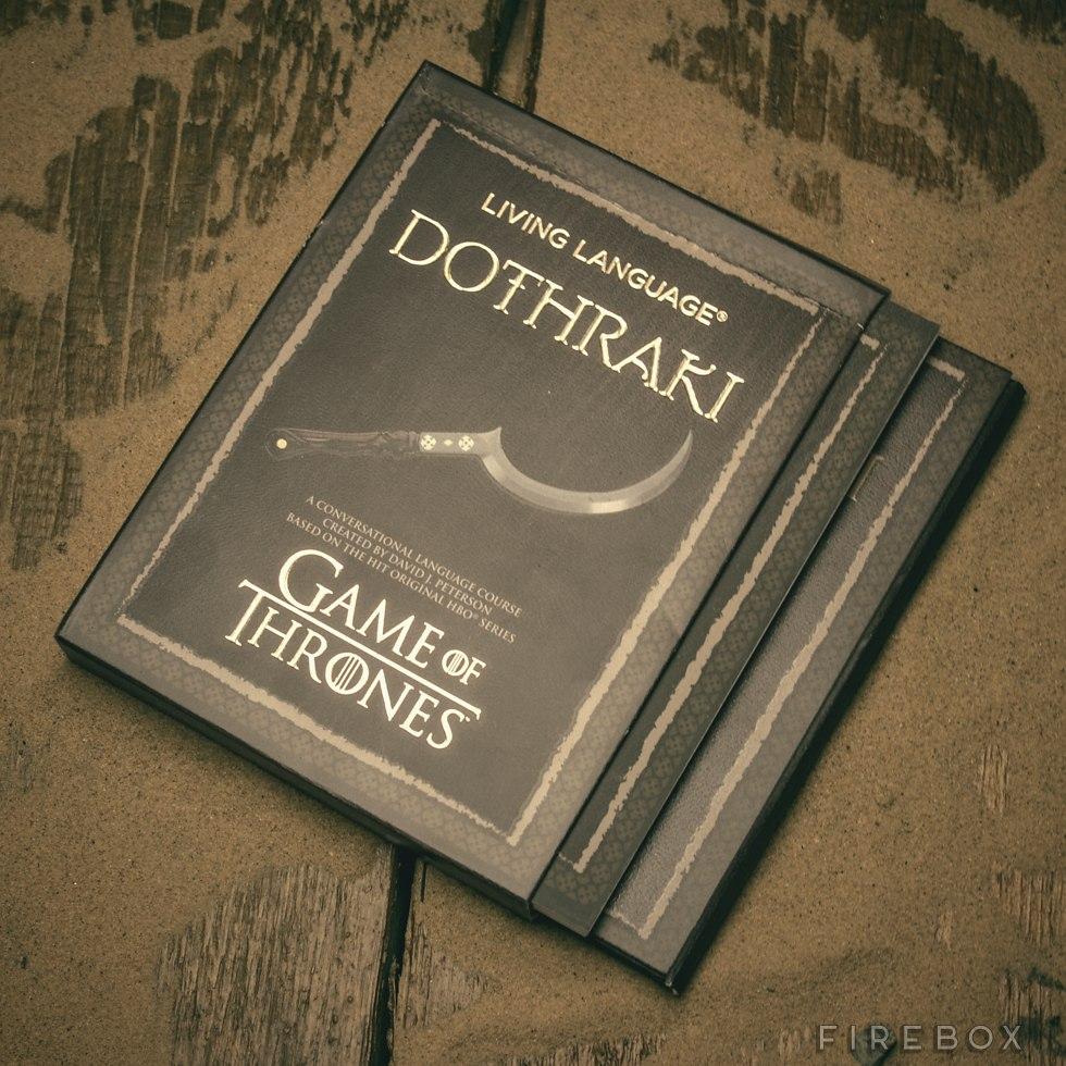 Game of Thrones: Aprenda a falar Dothraki