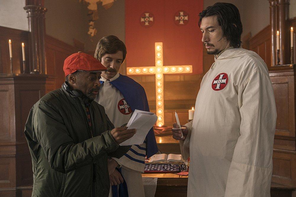 Infiltrado na Klan: Novo filme de Spike Lee recebe elogios da crítica